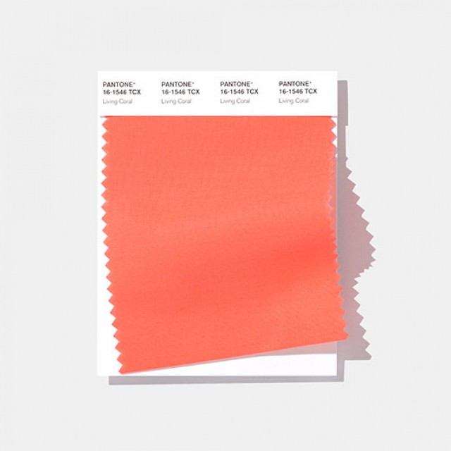 Pantone FHI Smart Color Cotton Swatch Card [Pantone TCX]