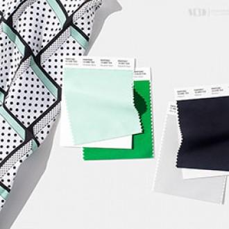 Pantone FHI Smart Color Cotton Swatch Card TCX Editions