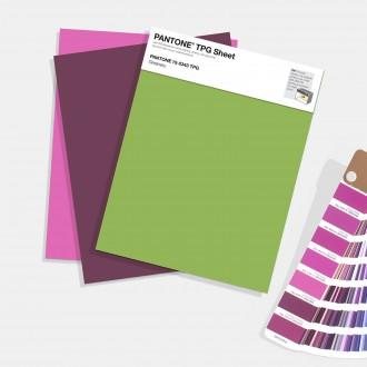 TPG Sheets