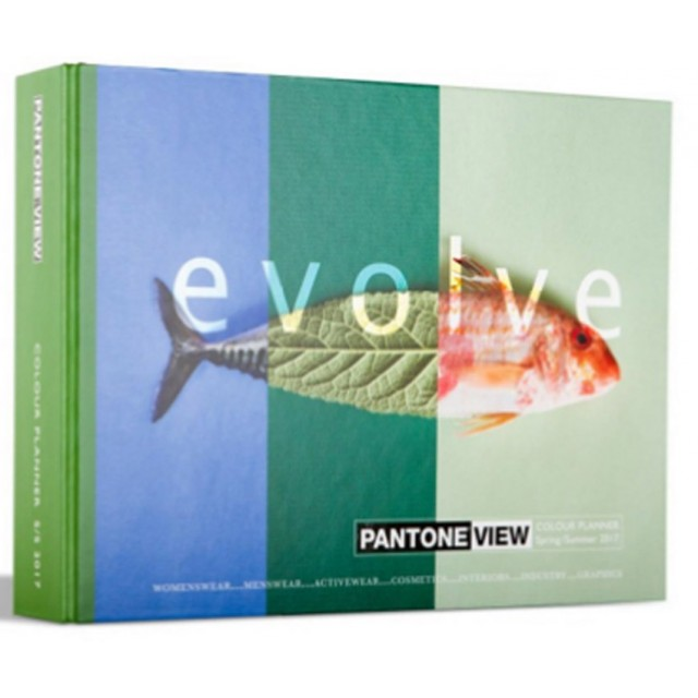Pantone View Color Planner Spring/Summer 2017