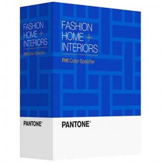 Pantone TPX Book: Fashion, Home & Interiors