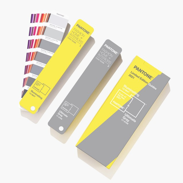 Pantone FHI Color Guide, Limited Edition Color of the Year 2021