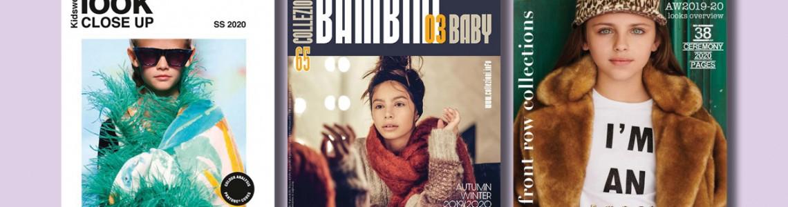 Fashion Design Kids Magazine