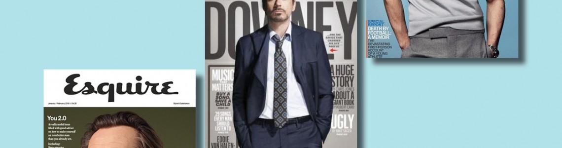 Fashion Design Mens Interest Magazine