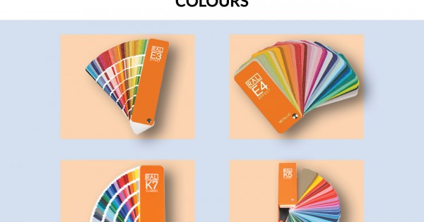 Ral Colour Ral Classic Shade Cards