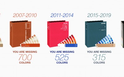 How Many Pantone Colors Are You Missing?